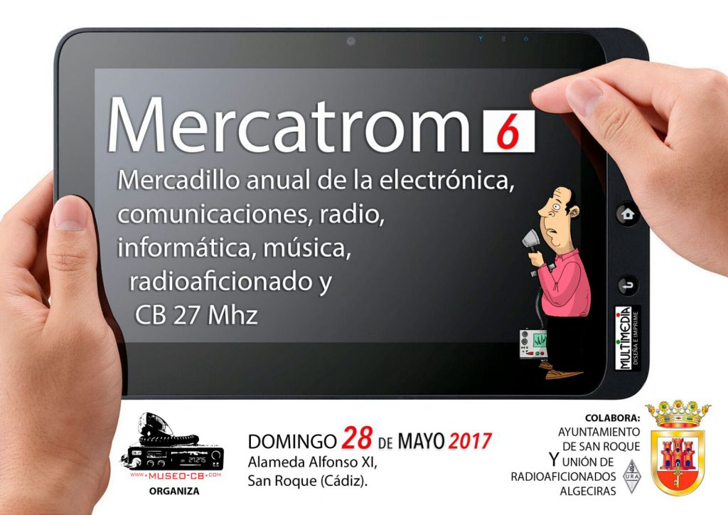 Mercatrom radio cb