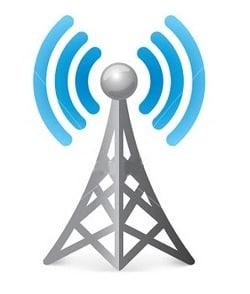 Red de Radioenlaces en España Granada