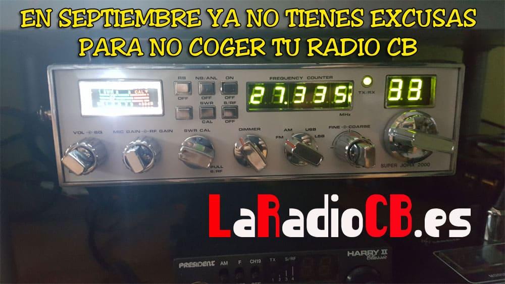 Coge tu radioCB