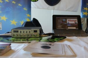Radio-Enlace de LaRadioCB en Iberradio-2016