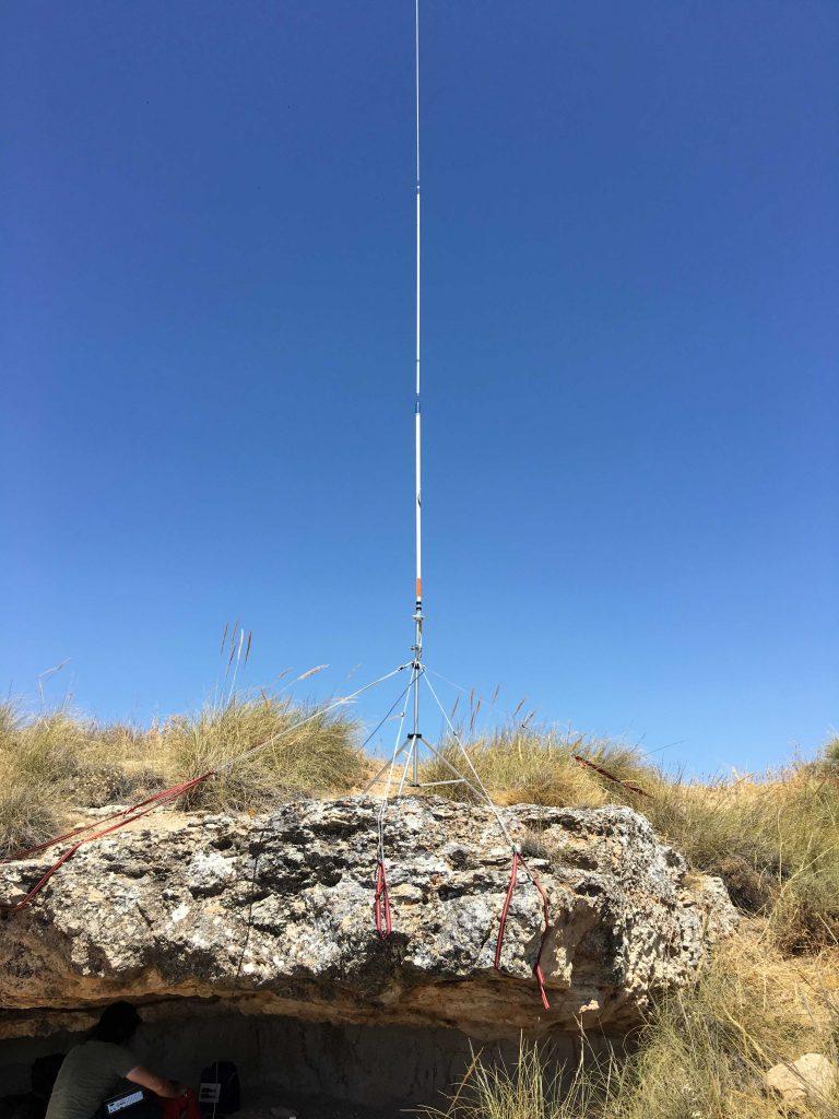 Activación de Vértice Geodésico San Juan del Viso numero 56037