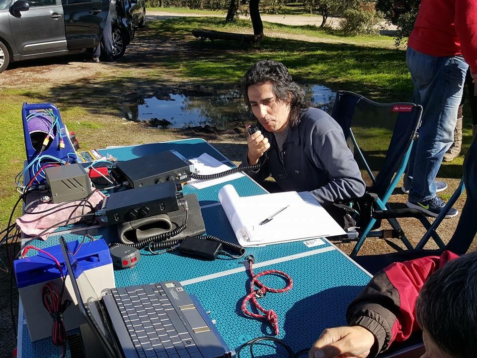 3ª Activación LaRadioCB 06-11-2016 LaRadioCB