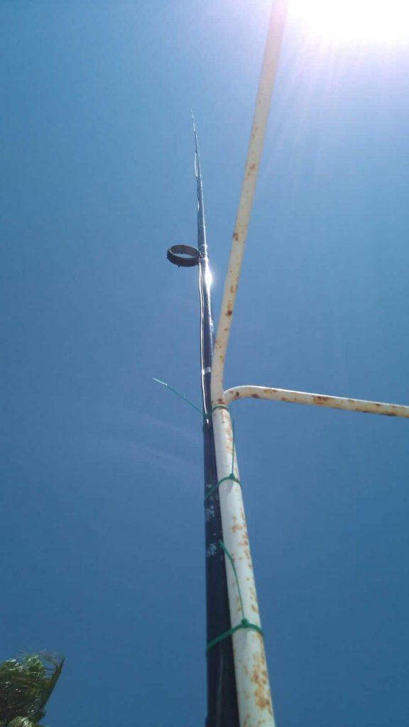 Antena T2LT vista