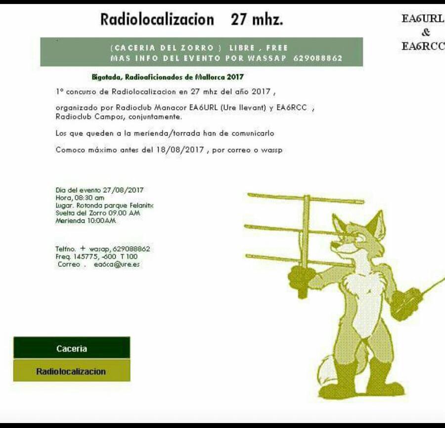 Radio Localización