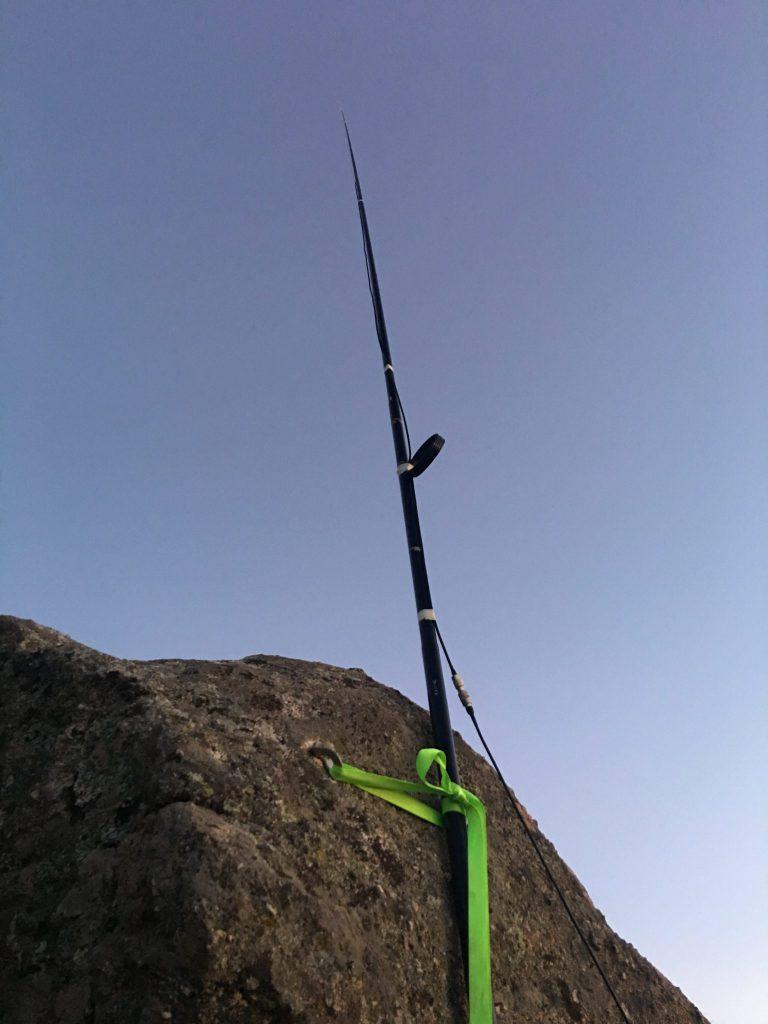 Probando la antena T2LT LaRadioCB