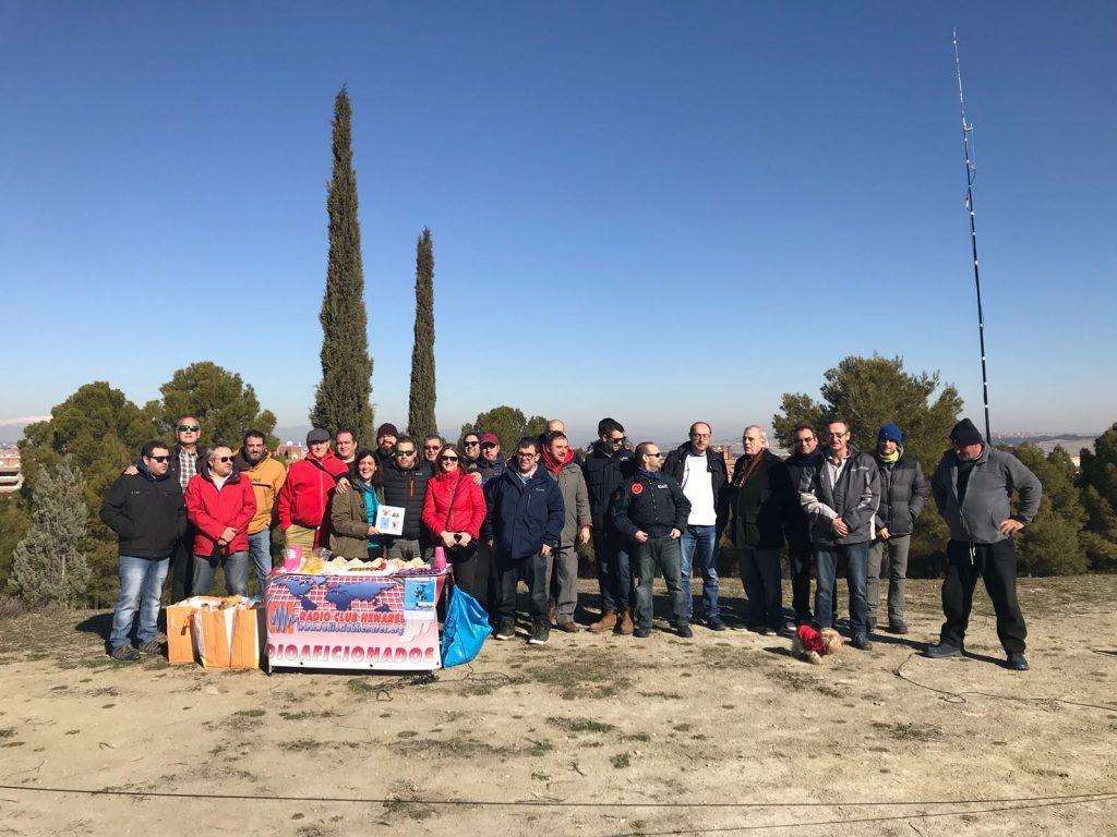 Activación conjunta Radio Club Henares LaRadioCB Activaciones HAM