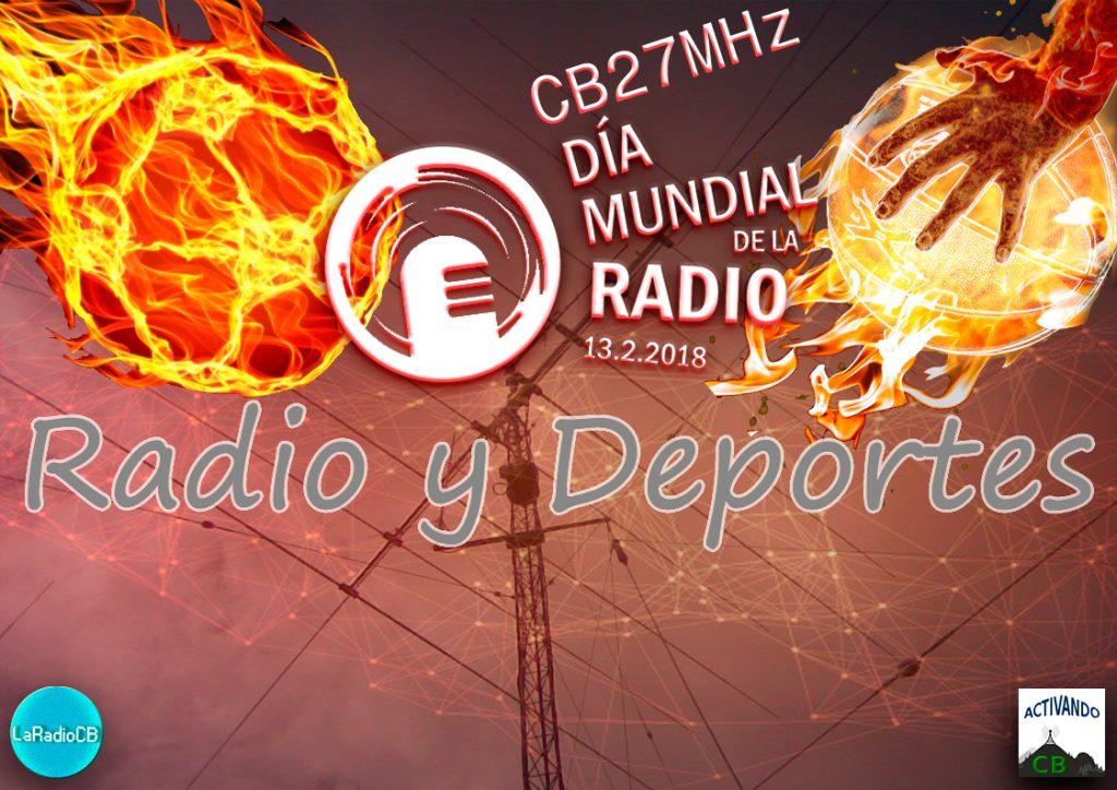 Diploa especial CB27Mhz Día de la Radio 2018