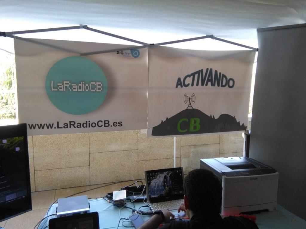 LaRadioCB en IberRadio 2018