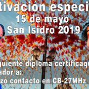 Activación San Isidro 2019
