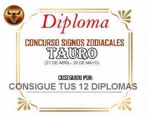 Diploma permanente horóscopo