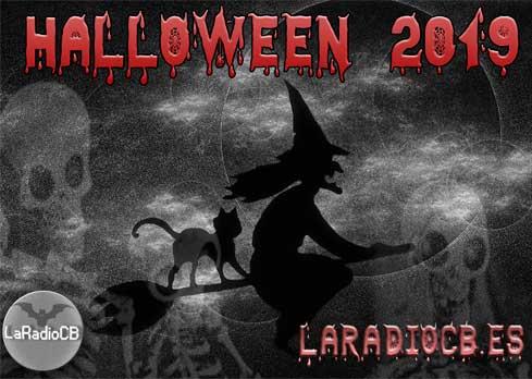 ▷Activación CB 27Mhz Halloween 2019 ✅ LaRadioCB