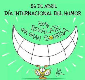 Día Internacional del Humor 2020