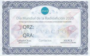 Día Mundial de la Radioafición 2020