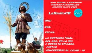 Activación San Isidro Labrador 2020
