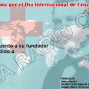 Diploma Por el Día Mundial de Cruz Roja 2020