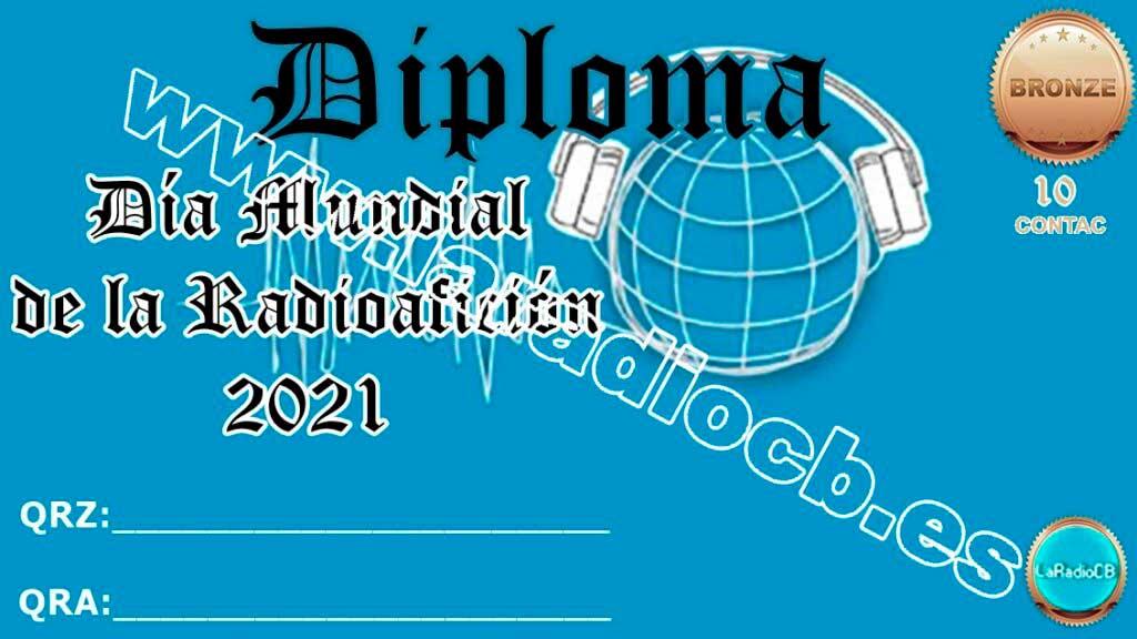 Concurso Día del Radioaficionado 2021-3
