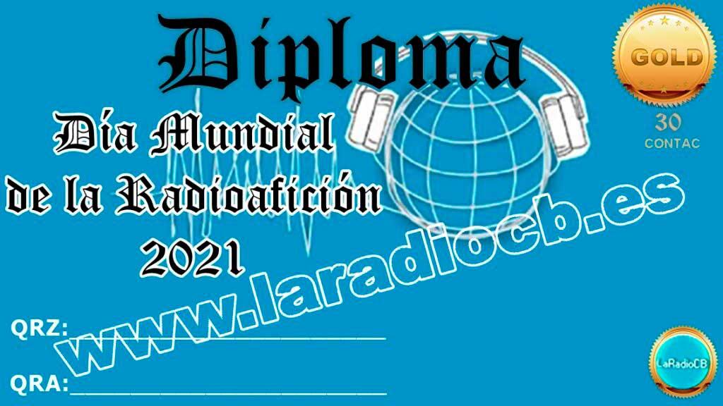 Concurso Día del Radioaficionado 2021-1