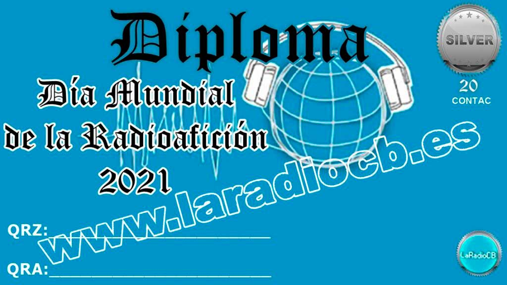 Concurso Día del Radioaficionado 2021-2