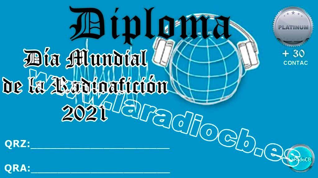 Concurso Día del Radioaficionado 2021