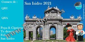 Activación en CB27 Mhz San Isidro 2021