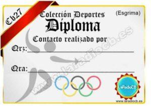 Diploma de deporte